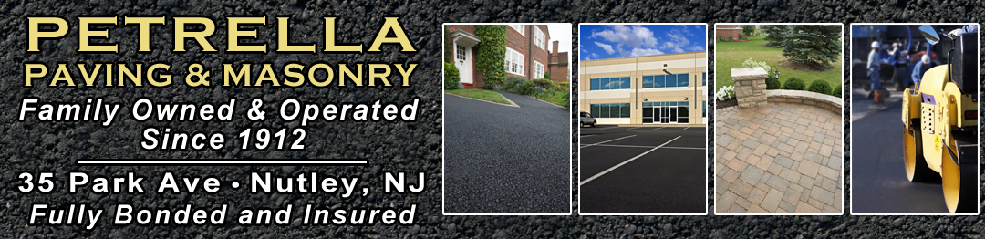Residential Paving, Commercial Paving - Nutley NJ, Essex County